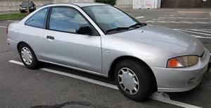 2001 Mitsubishi Mirage - Pictures