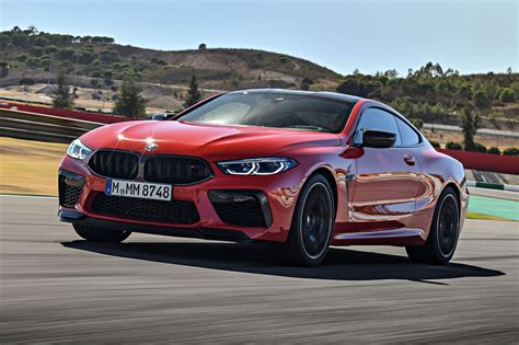 BMW M8 Coupe 2019 review   Autocar