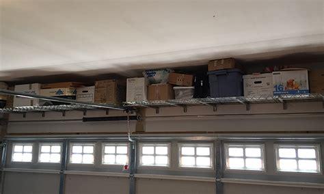 profile garage shelves midlands storage systems