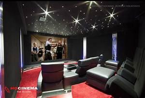 Cinema A La Maison : hocinema la salle de cin ma priv e bootes en d tail ~ Louise-bijoux.com Idées de Décoration