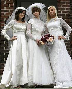 25 wedding dresses reflect over 100 years of area history With history of wedding dresses