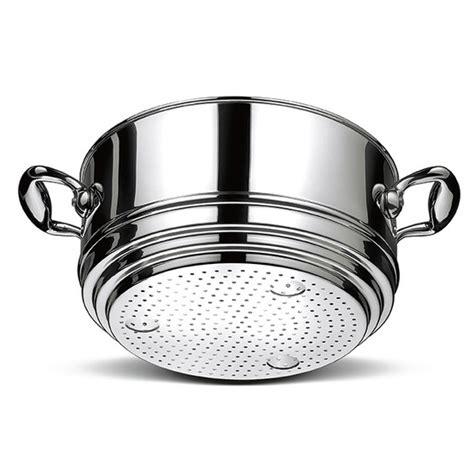 cuisiner wok accademia lagofusion cuit vapeur lagostina