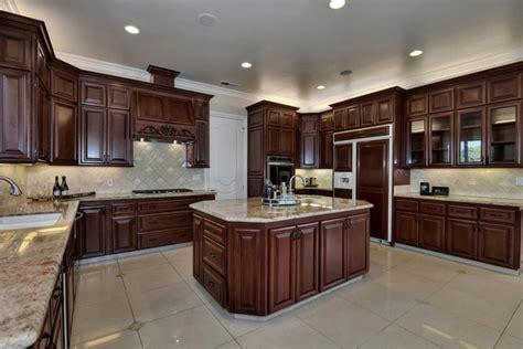 kitchen island with granite 50 gorgeous kitchen designs with islands designing idea