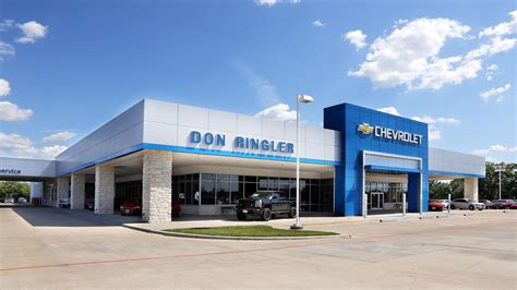 Don Ringler Chevrolet In Temple, Tx  Austin Chevy & Waco