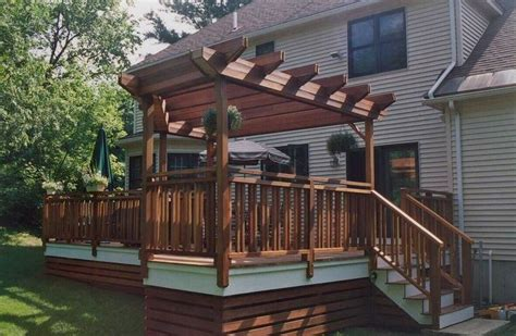 Alternatives To Lattice For Deck Skirting by Horizontal Deck Skirting Horizontal Lattice Deck