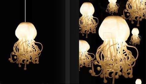 intriguingly captivating jellyfish pendant light ideas