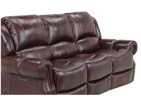 Power Recliner Deals by Check Out The Deal On Newberg Softie Oxblood Leather Power