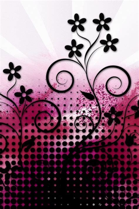 Patterns and prints are handmade and beautfiul. So cute | Cellphone wallpaper, Pink wallpaper, Abstract pattern