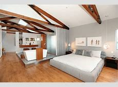 Awesome Basement Suite with Wood Beams Hupehome