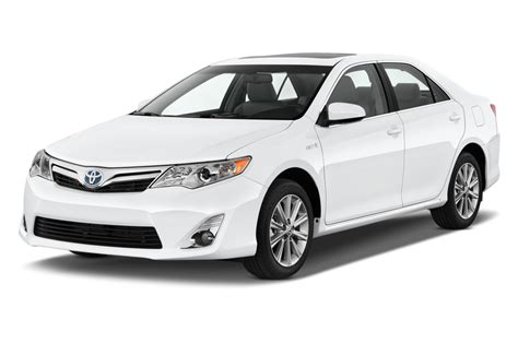 toyota camry review  rating motor trend