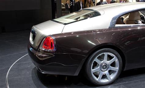 2018 Rolls Royce Wraith Price Black Top Auto Magazine