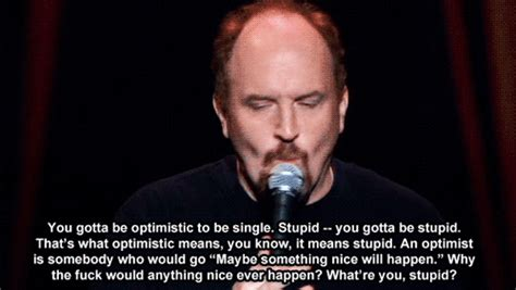 Louis Ck Meme - louis ck optimism gif find share on giphy