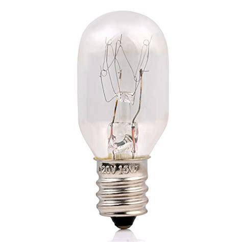 12 pack 15 watt salt l bulbs incandescent e12 socket