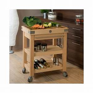 Billot De Boucher Ikea : billot desserte chabret ~ Voncanada.com Idées de Décoration