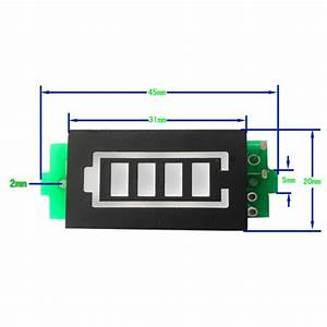Lipo Battery Indicator  2s Or 3s   U2013 Containment Crew