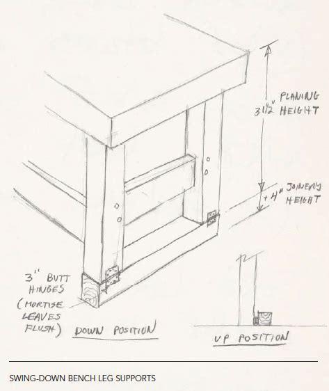 height   workbench popular woodworking magazine