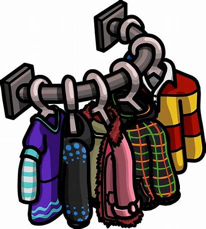 Clothes Shopping Transparent Clipart Clothing Rack Clip