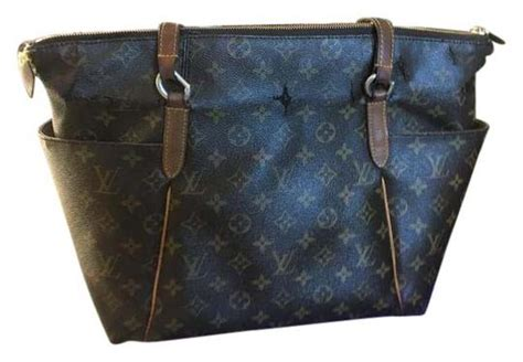 Louis Vuitton Cowhide Leather Bag by Louis Vuitton Mm Brown Leather Cowhide Shoulder Bag Tradesy