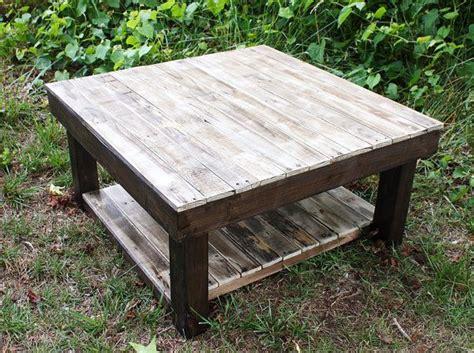 square farmhouse coffee table farmhouse reclaimed wood coffee table with shelf square