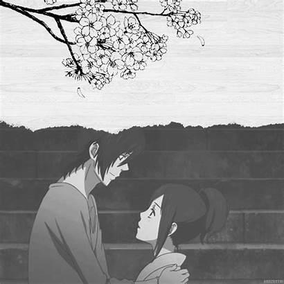 Say Anime Romance Kiss Couple Gifs Yamato