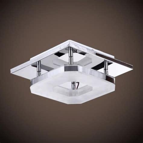 modern 8w led flush mounted ceiling light wall
