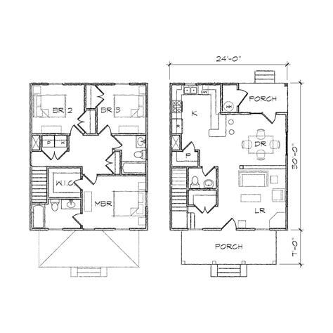 square floor plans four square ii prairie floor plan tightlines designs
