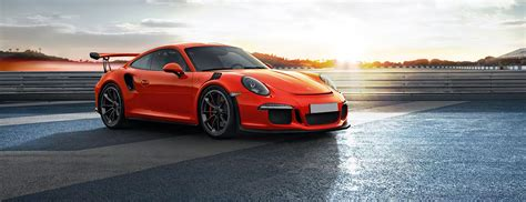 Porsche 911 Gt3 Rs  Luxury Meets Sports Car