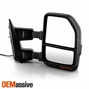 Manual Towing Mirrors Pair For 99 350  450