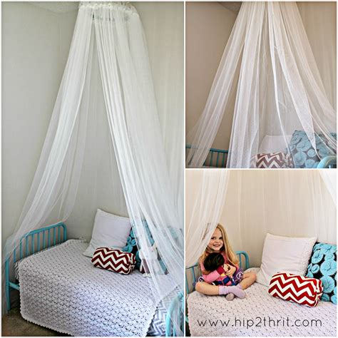 Craftaholics Anonymous®  How To Make A Bed Canopy