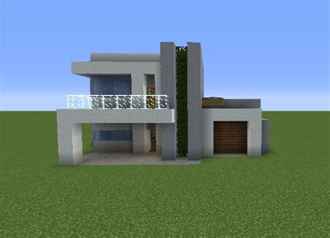 Modernes Haus Minecraft Klein by Small Modern House 2 Grabcraft Your Number One Source