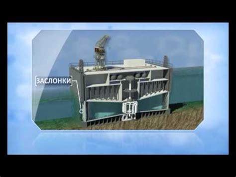 Проект века Мезенская приливная электростанция Энергетика и промышленность России № 3 7 март 2001 года информационный.