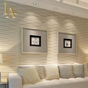 Aliexpress com : Buy Modern Beige Horizontal Striped