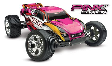 Traxxas Announces Courtney Force & Pink Edition Models