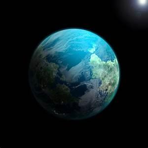 Earthlike Planet 5 by bbbeto on DeviantArt