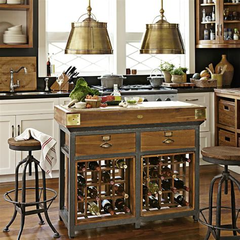 trolley design for kitchen 20 best kitchen trolleys carts decoholic 6386