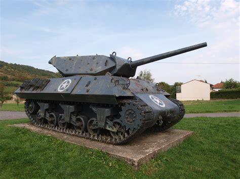 File:M10 Wolverine TD war memorial at Veckring, France ...