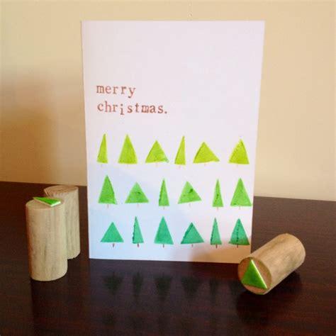 grußkarten basteln anleitung weihnachtskarten selber basteln 30 ideen und anleitungen