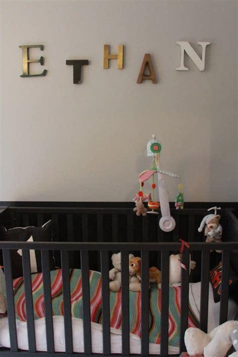 lettre chambre decoration chambre bebe lettre visuel 7