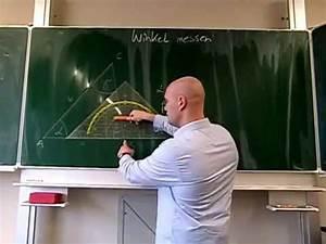 Winkel Messen Ohne Geodreieck : wie misst und zeichnet man winkel mit dem geodreieck doovi ~ Orissabook.com Haus und Dekorationen