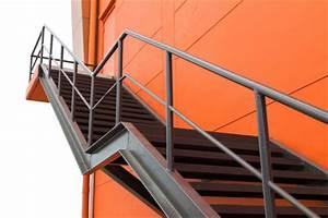 Escalier Exterieur Metal : serrurerie metallerie du roannais ~ Voncanada.com Idées de Décoration