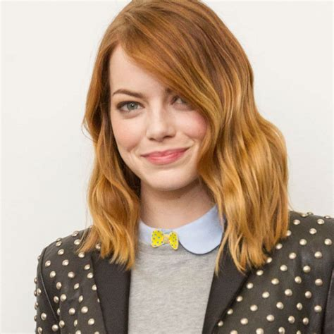 Emma Stone #1 Because She's A Great Actress