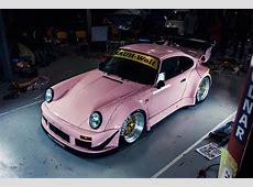RAUHWelt makes special pink Porsche 911 for Australian