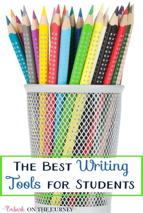 Writing Tools by The Best Writing Tools For Students