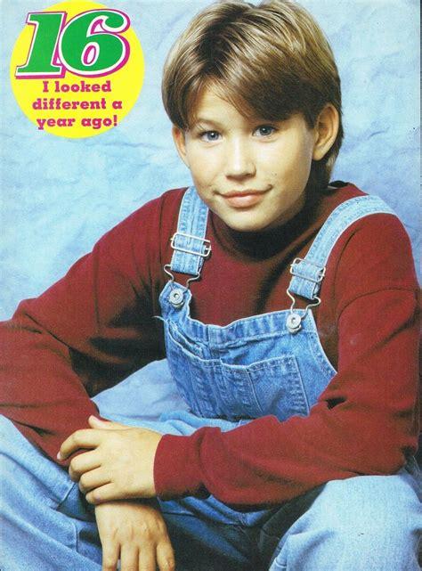 Jonathan Taylor Thomas Blond Teen Boy 11 X 8 Magazine