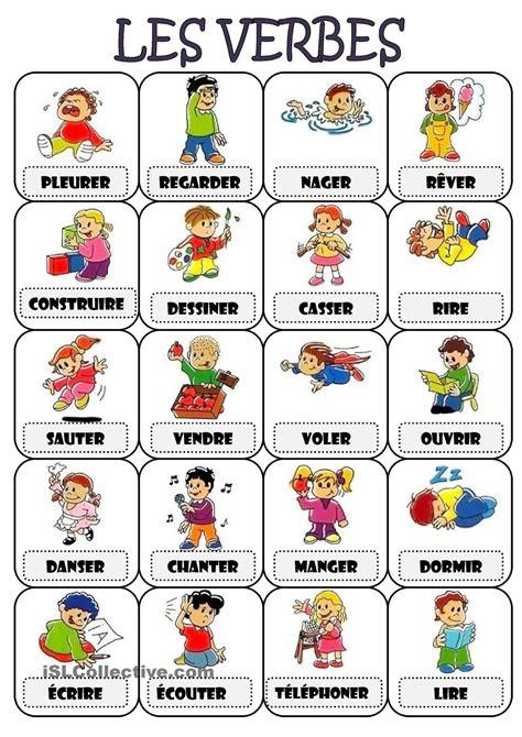verbe de cuisine les verbes le verbe fle et exercices