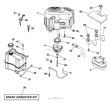 Husqvarna Parts Diagram