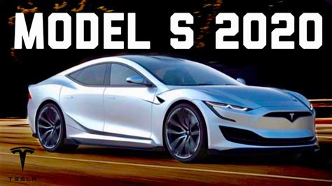 Redesigning The Tesla Model S In 2020
