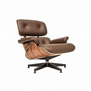 Eames Chair Lounge : eames inspired lounge chair a steelform design classic ~ Buech-reservation.com Haus und Dekorationen