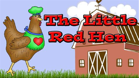 The Little Red Hen Story