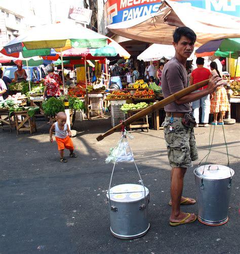 Philippine Street Vendor Foods